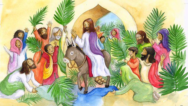 Vui Học Thánh Kinh Lễ Lá A