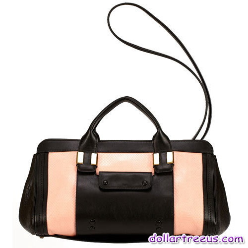 replica chloe alice pink