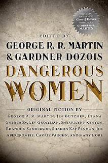 antología dangerous women, mujeres peligrosas George RR Martin - Juego de Tronos en los siete reinos