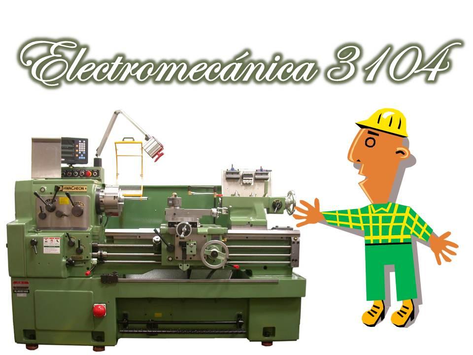 Electromecanica 3104