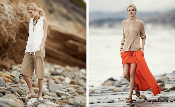 intermix spring lookbook