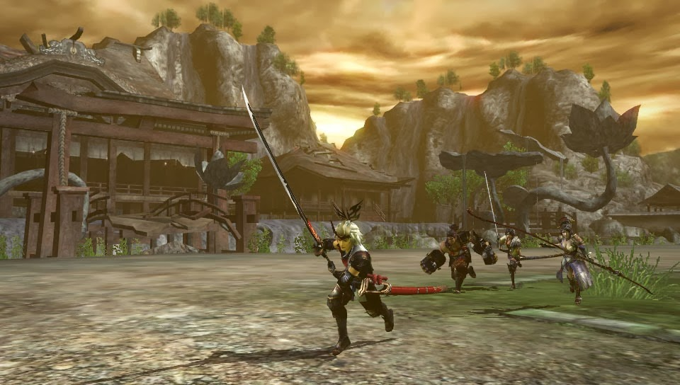 Toukiden Game review