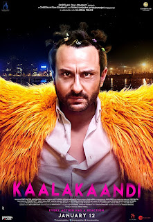 Kaalakaandi (2018) Hindi Movie 480p HDRip [450MB]