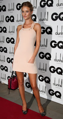 Rosie Huntington Whiteley look sweet Transformer Girl