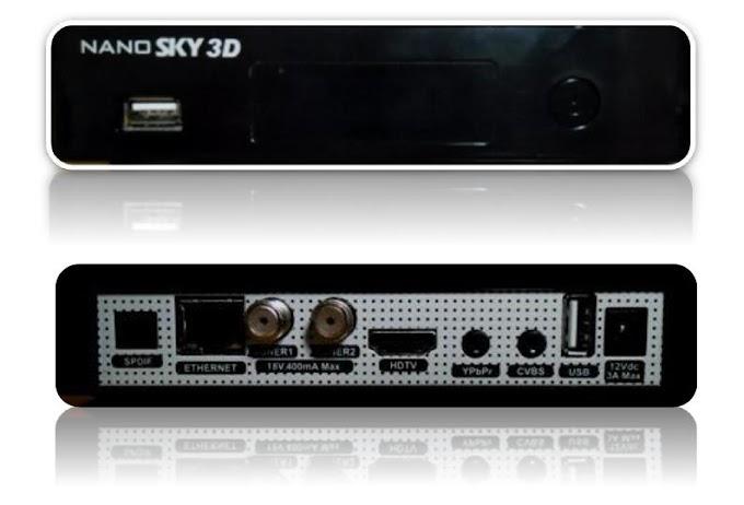 SONIC VIEW NANO 3D - ATUALIZAÇÃO 30/10/2013