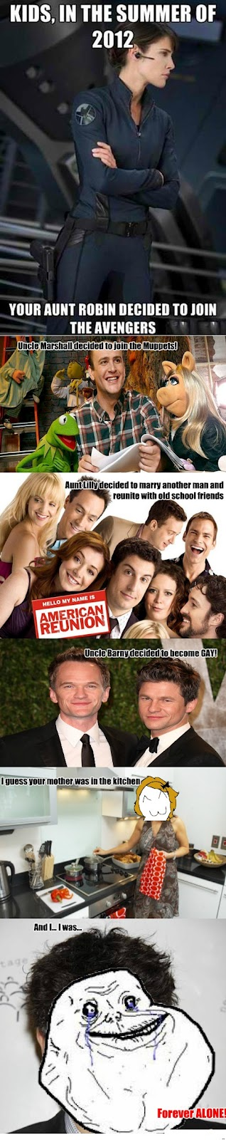 What Finally Happened At The End Of How I Met Your Mother!