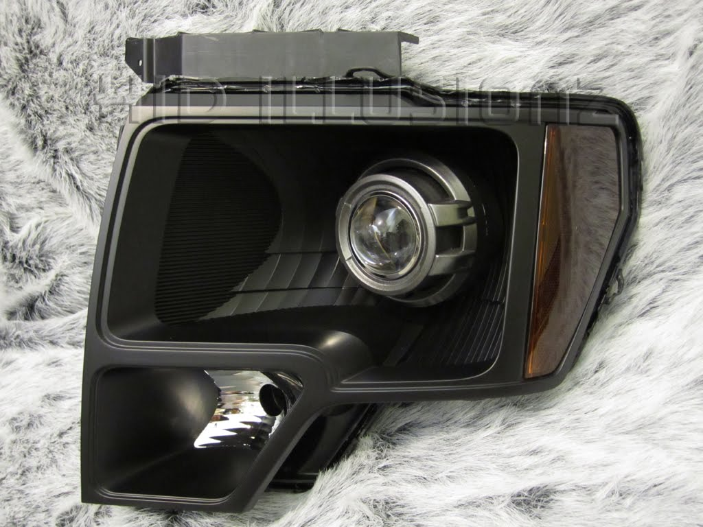 HID ILLUSIONZ: Ford F-150 FX35 Cayenne Projector HID ...