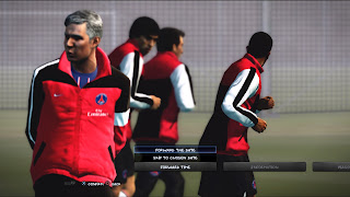 Download FL Training Kits PSG PES 2013