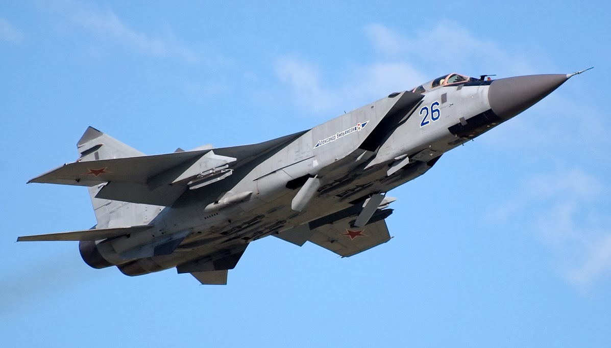 Russia claims its MiG-41 fighter jet can fly in space at