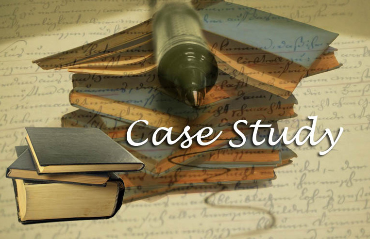 write case study report