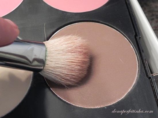 Maquiagem com bronzeador - duas formas fáceis de aplicar