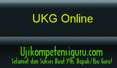 Tata Cara Ukg Online