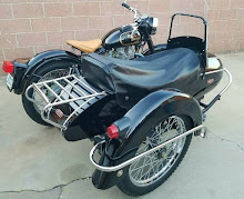 Calif. 2008 with sidecar