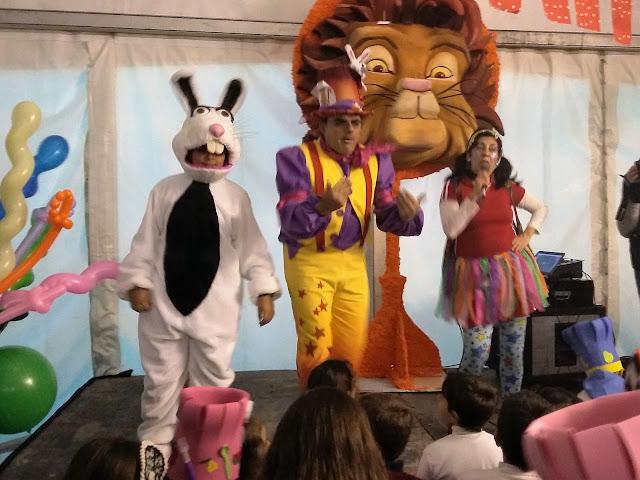 Carnavalito 2016 en Bollullos par del Condado