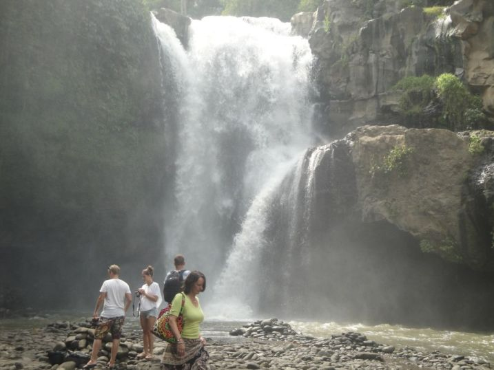 Tegenungan Waterfall - Bali, Waterfall, Holidays, Tours, Attractions