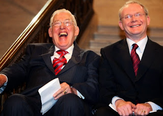 Paisley and McGuinness