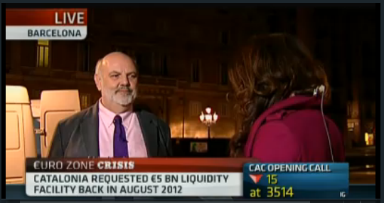 CNBC In Barcelona