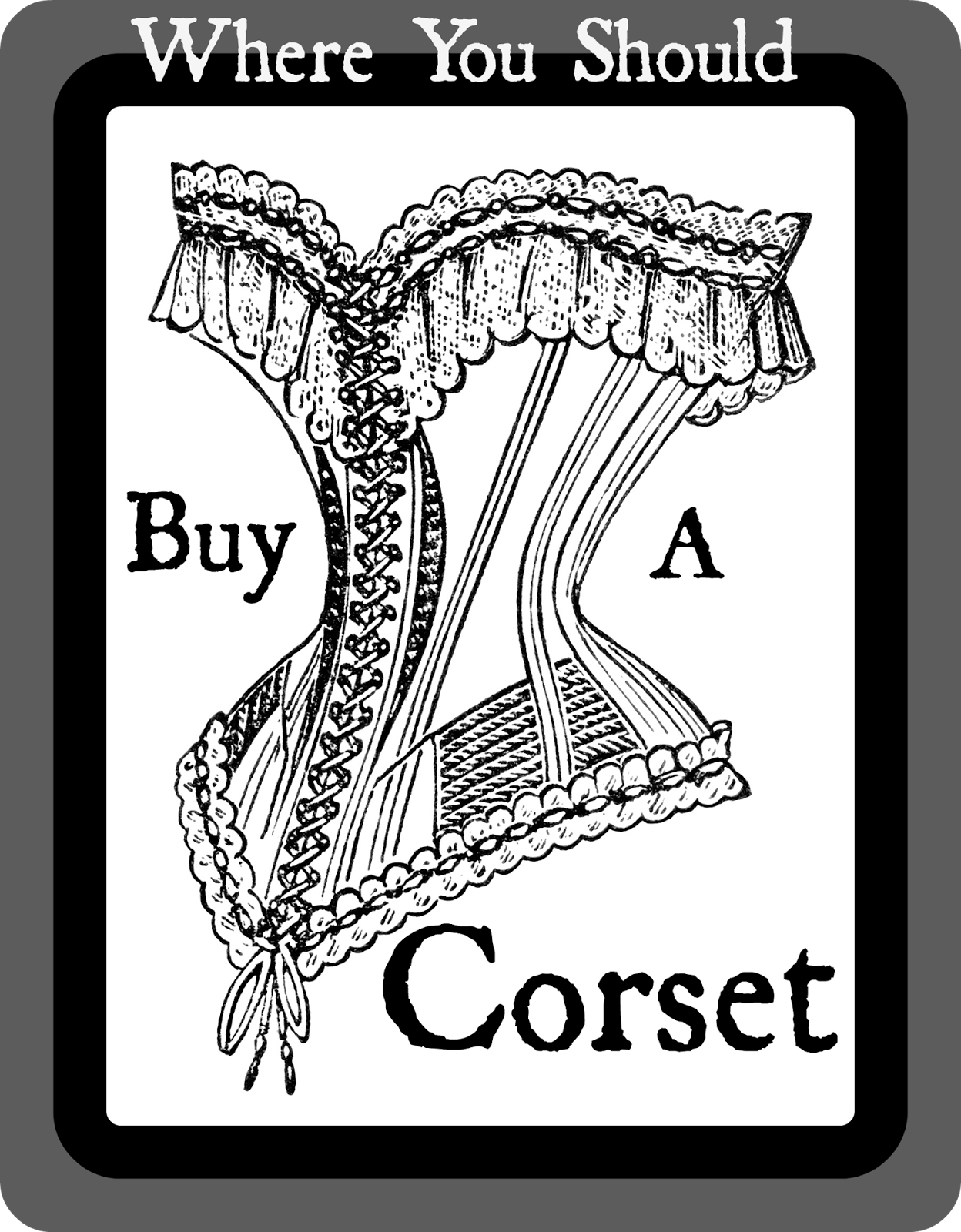 Where to Buy Corsets