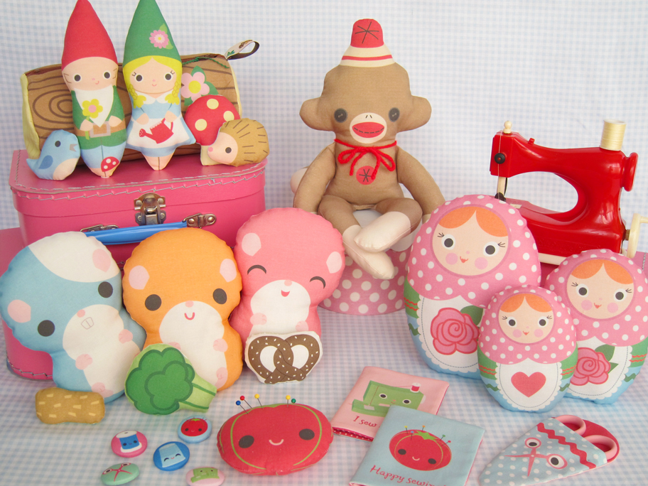 Cute Craft Tutorials Handmade Toys Printable Crafts Kawaii Plush