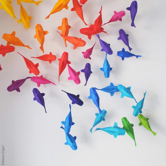 Bien connu Mabona Origami : Pliage Papier Art Deco - MaxiTendance VN17