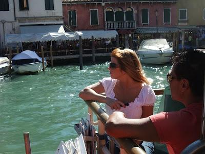 vaporetto, venice italy, boat ride