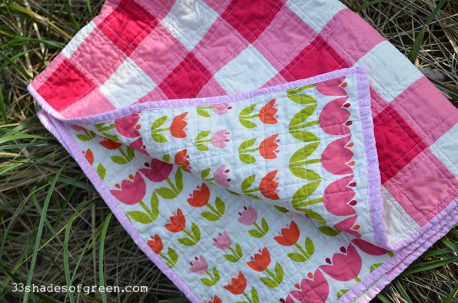 gingham crossroads a quilt featuring quilting dsc happy girls tutorial
