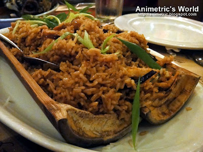 Bamboo Rice at Lorenzo&#39;s Way