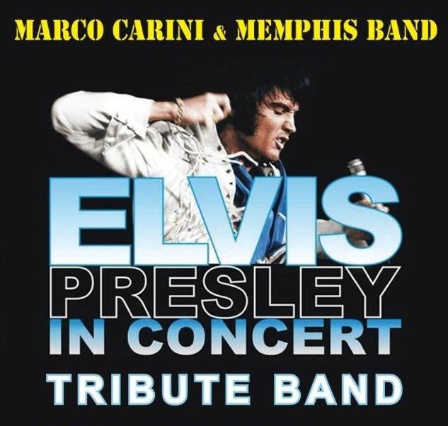 ELVIS IN CONCERT - Elvis Tribute