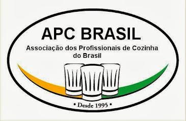 Membro da APC ( Associação dos Profissionais de Cozinha do Brasil )