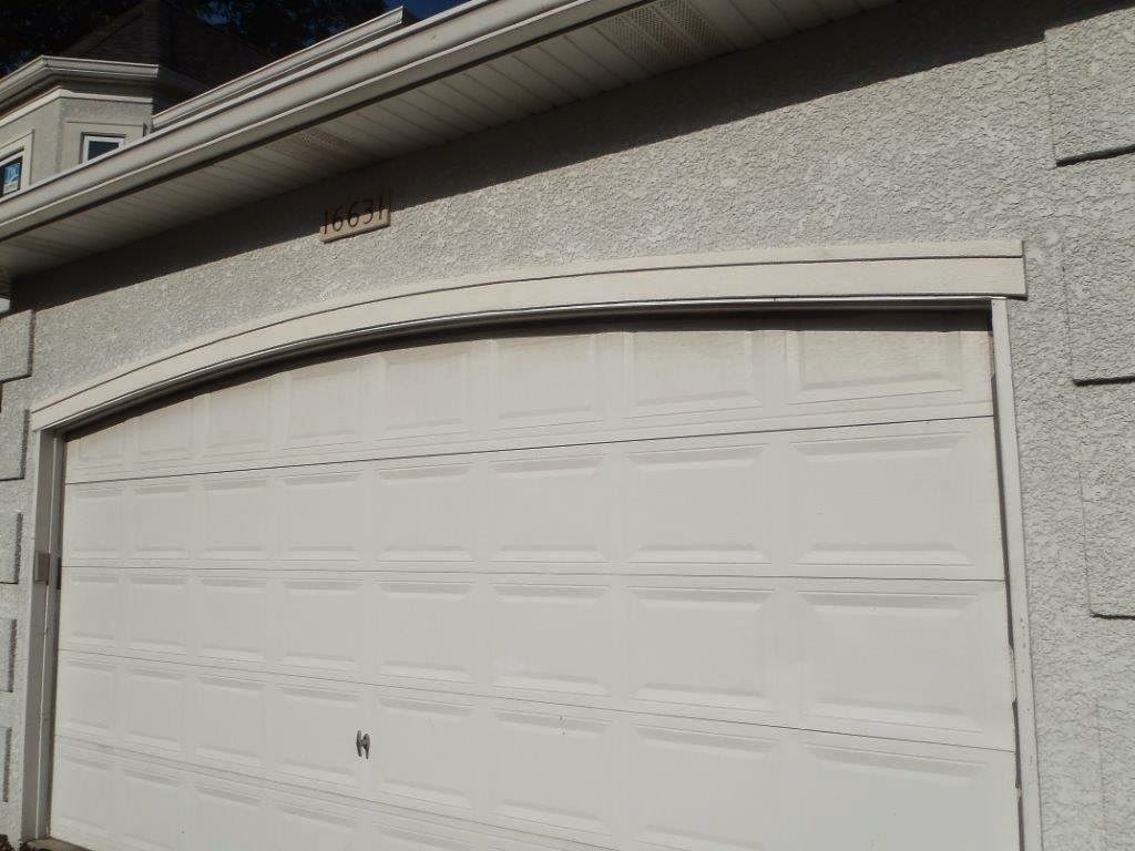 16631 Isosceles in Lakeville. Traditional cement stucco finish with ...