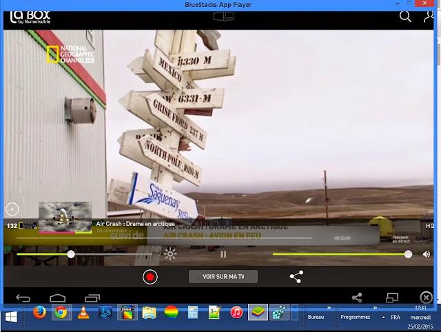 Regardez facilement la télé numericable sur Ordinateur
