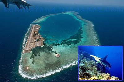 layang-layang island