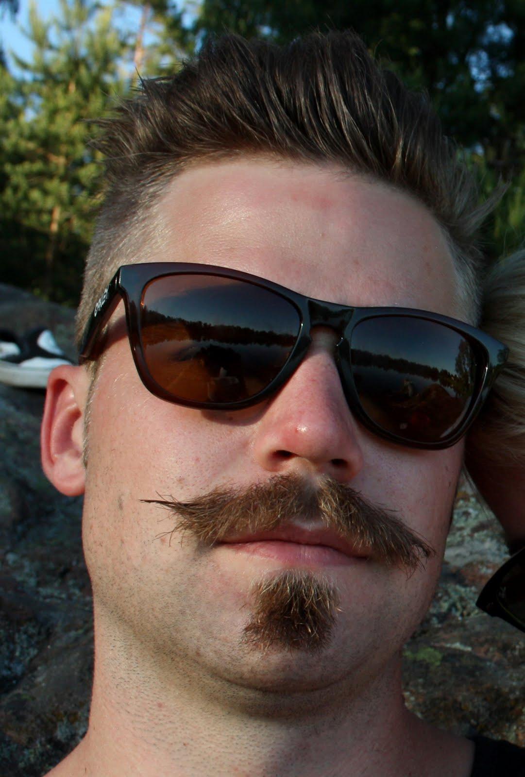 odla mustasch hur lång tid