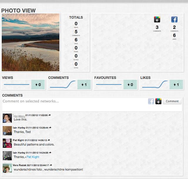 Fotostat Interaction Screen