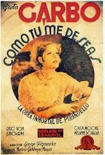 Como tu me deseas (1932) DescargaCineClasico.Net