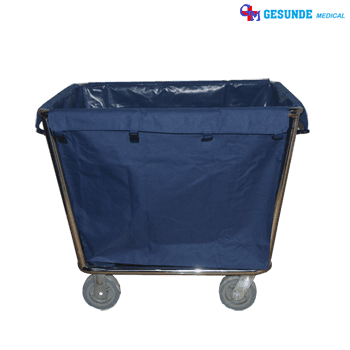 Linen Trolley Kotor Stainless Steel