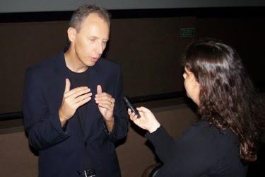 Entrevista com Marcos Jorge - Filme O Duelo