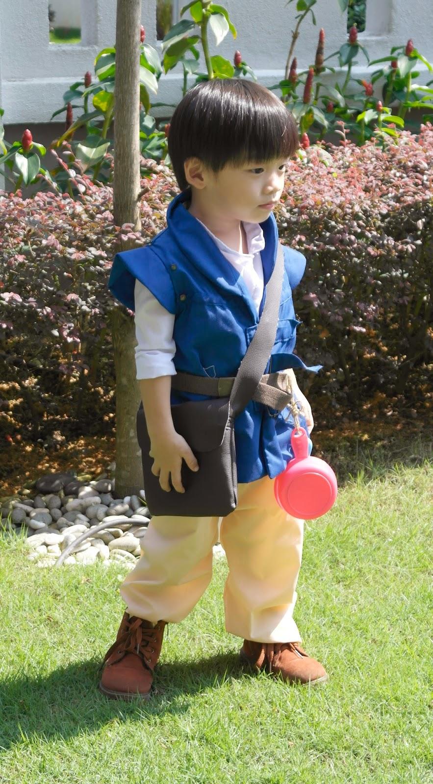 Diy Flynn Rider Costume