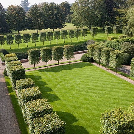 Digging in the dirt would you like a formal garden for Formally designed lawn