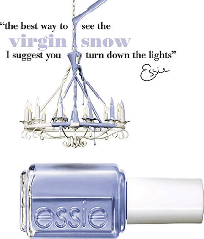 Stylish Nail Collection: Essie \