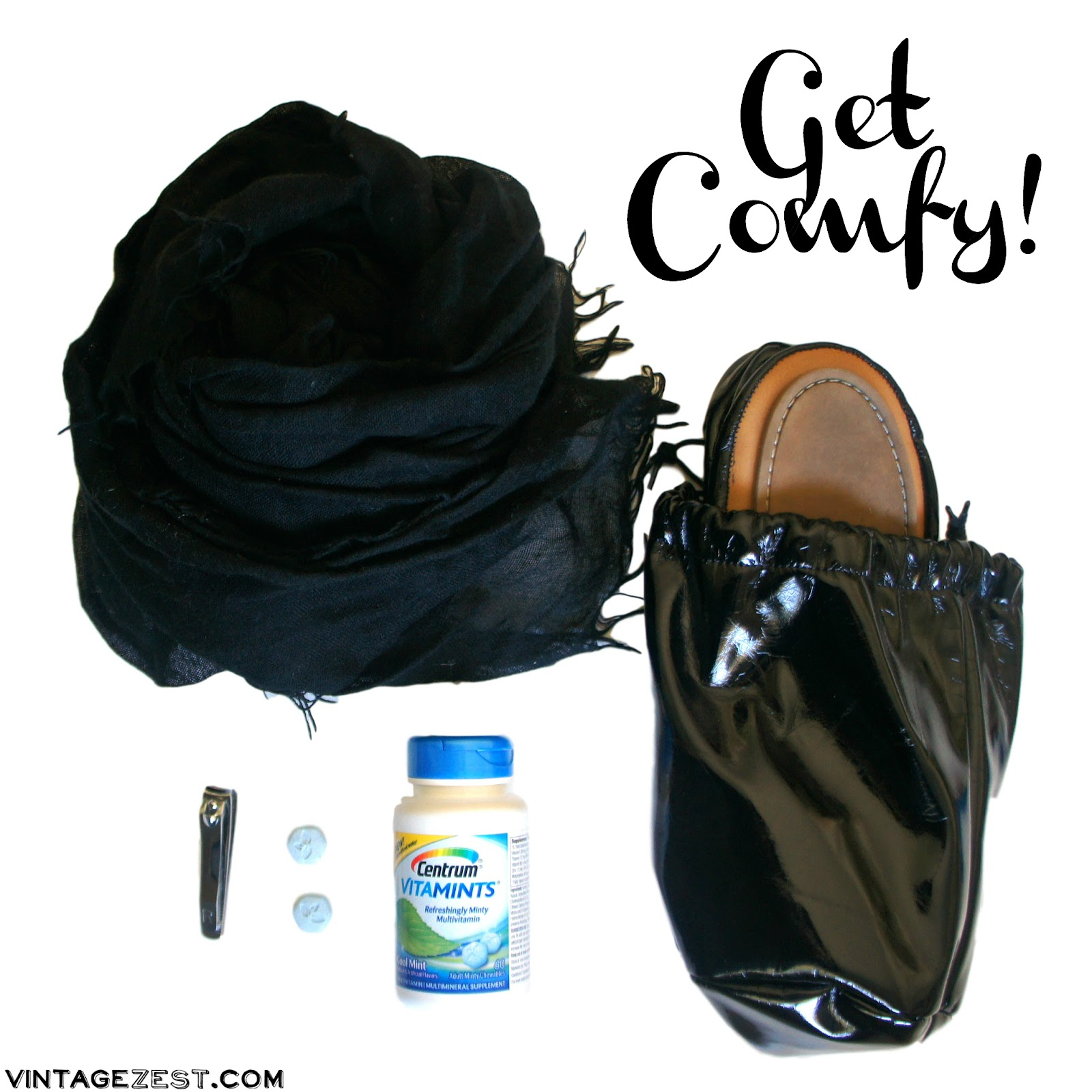 What's In My Purse for Date Night - The Essentials on Diane's Vintage Zest!  #ad #BeHealthyForEveryPartOfLife