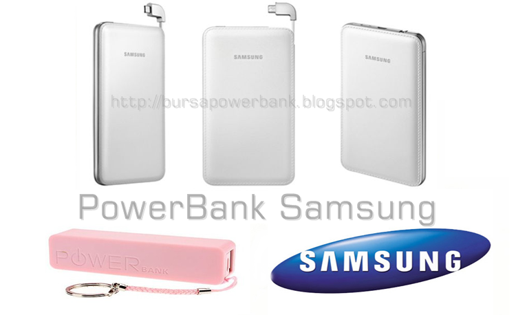 Daftar Harga Power Bank Samsung