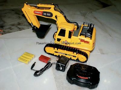 Rc excavator shop