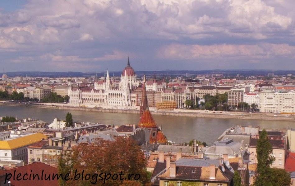 Cladirea Parlamentului din Budapesta