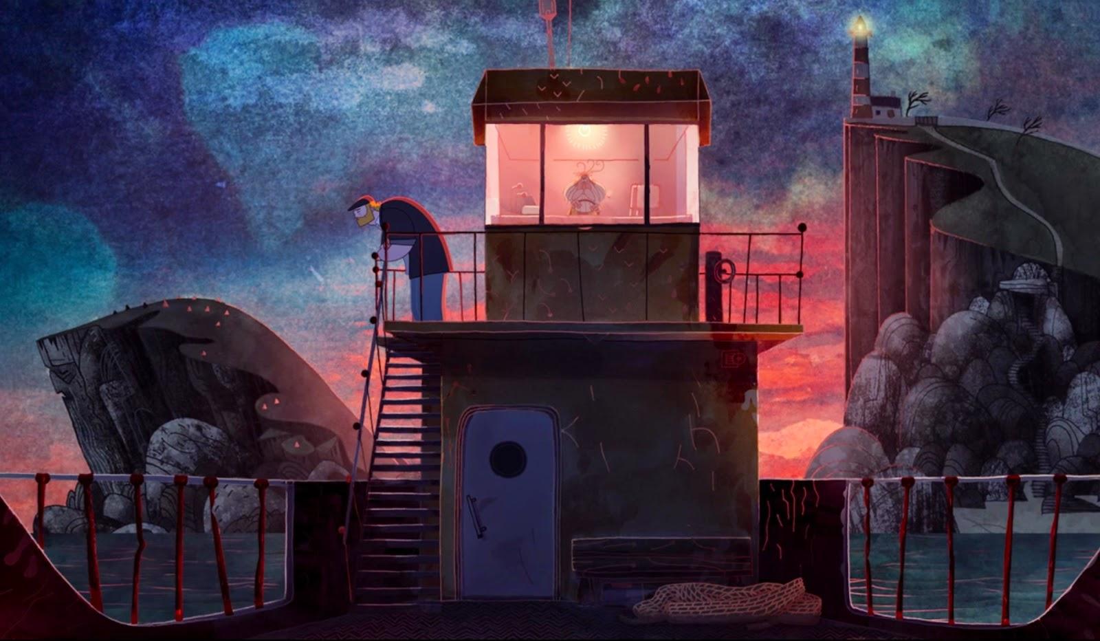 Crítica de 'La Canción del mar': Cuando el cine cobra sentido como arte