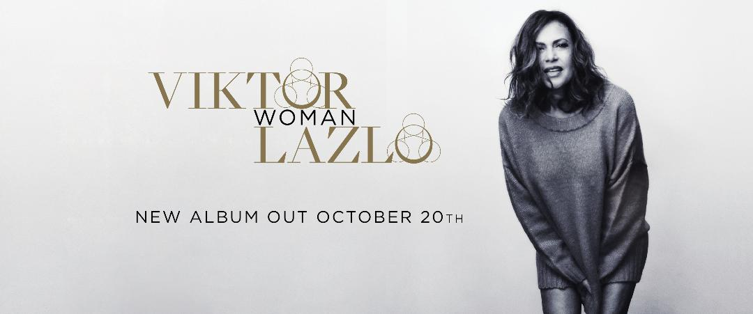 "Vitkor Lazlo le blog / ""Woman"" nouvel Album"