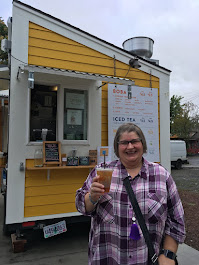 2019, Townsend Peach Iced Tea, Portland, OR