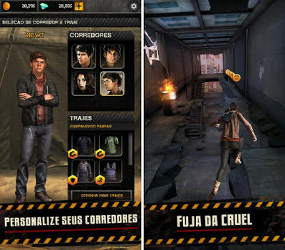 Maze Runner The Scorch Trials Apk v1.0.10