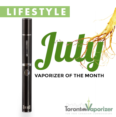 Vape of the month -Zeus Thunder