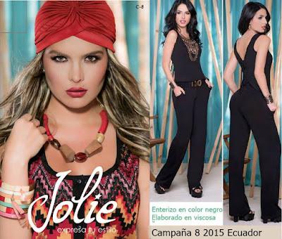 Jolie Campaña 8 2015